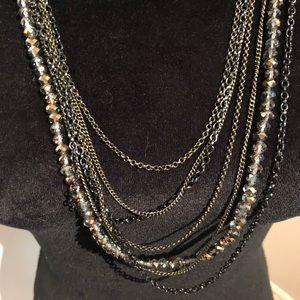 Jewelry - NEW Park Lane multi strand necklace